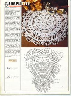 Журнал: Tricot Selection Crochet d'Art №209,217 - Вяжем сети - ТВОРЧЕСТВО РУК - Каталог статей - ЛИНИИ ЖИЗНИ