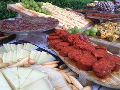 Mesa de quesos e ibéricos!!