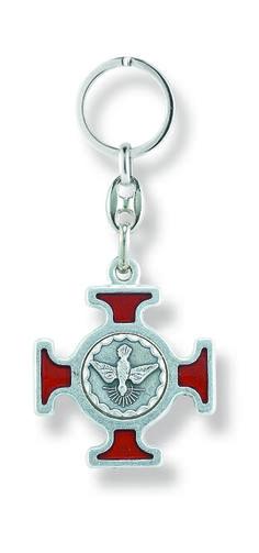 Reginas Catholic Gifts - Holy Spirit Key Chain, $9.00 (http://www.reginascatholicgifts.com/holy-spirit-key-chain/)