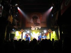 Tipitina's, historic music venue in New Orleans.