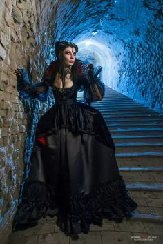 #Gothic Gown