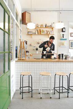 Hotspot Koffie Leute