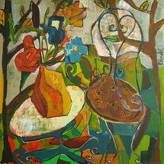 Tree of life art 2 by iolanda constantina reinsmith on Etsy