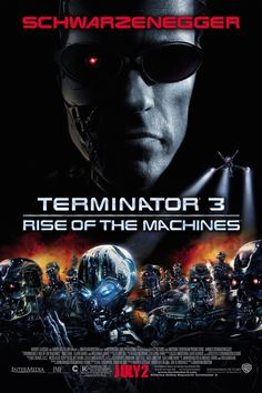 Terminator 3 Rise Of The Machines | Watch full movies online, Free movies download, Mpeg, HDQ, Putlocker, Streaming, 1080p, Android, HD, Tube, Divx.
