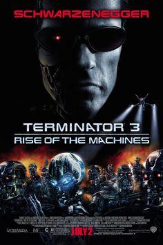 Terminator 3 - Rise of the Machines (2003).