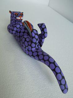 Collection Otter Oaxacan Wood Carving Oaxaca ALEBRIJE Sculpture Mexican Folk Art | eBay