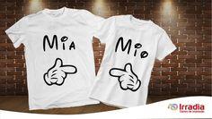 camisetas estampadas para novios parejas - Buscar con Google