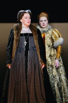 Seattle Opera Blog: Spotlight On: MARIA STUARDA