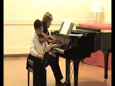plays Melodie by Gluck in a concert. See more of this young violinist #from_occy8