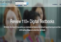 9 Very Good Digital Textbook Providers for Students and Teachers ~ Educational Technology and Mobile Learning