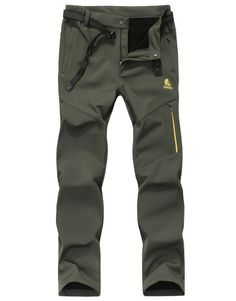 mens-waterproof-fleece-lining-venture-trekking-hiking-pants-2