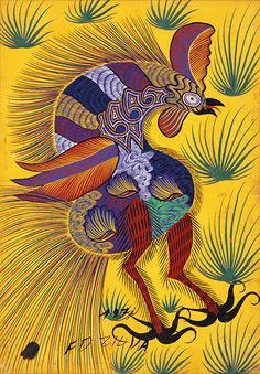 Espaço Arte M. Mizrahi  Artista     Chico da Silva (1910 - 1985)
