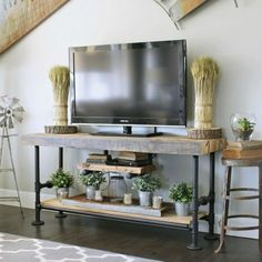 Five Ways to Add DIY Shelves to Your Home {Work it Wednesday}
