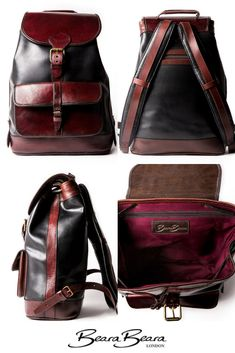 41c25f7a4bef Vintage bags and purses 1950s. British leather. Designed in London.  Inspired by the
