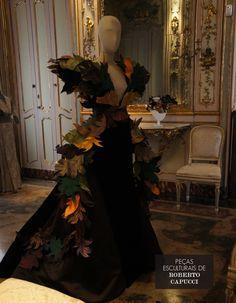De Roberto Capucci. Veja mais: http://www.casadevalentina.com.br/blog/materia/mil-o-2013--parte-02.html #fashion #moda #milao #design #casadevalentina