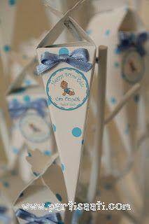 Parti Saati: Can Bebeğin 40 Mevlüdü Şeker Kutuları