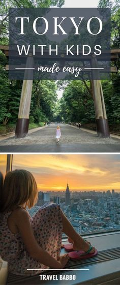 Tokyo With Kids, Made Easy- Awesome #tips from my trip to #Tokyo with my 7 year old daughter! Find out insights on #travel to and from Tokyo, where to go, #fun #thingstodoin the city, like Tokyo Tours for #Families and more!