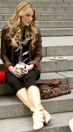 Serena van Der Woodsen | Gossip Girl
