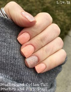 Nail Dip Powder | Nail Dipping Powder | Powder Dip Nails | Gorgeous nails from Brianna! #PeppiGel