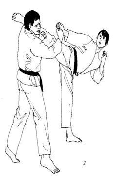 Erick Bonifacio loves self defence karate