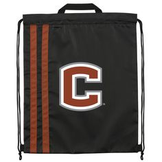 Cheer on the home team with this drawstring backpack constructed of 210D polyester material. Features a double stripe design for matching school colors and a carrying or hanging handle on the backside. Ideal #promoproducts for your #sportingevent. Evans Manufacturing | 8185 - Spirit Two-Tone Drawstring Backpack | Made in the USA | Full Color Process | More Promotional Sports and Team Spirit Products at https://www.evans-mfg.com/en_us/category/spirit-1