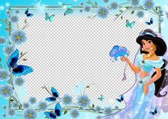 Marco para fotos Princesas Disney
