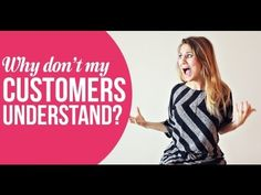 """Today we dive into the question, """"Why don't my customers understand?"""" Jenny tells us her incredibly fascinating story of how her customers always ask for more photos and I give her some advice on how to solve this issue for the future. The BEST part of the video is the second half of it, though, because I point out to Jenny what I think her actual problem is – and it's not what she thinks it is!"""