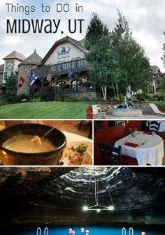 Things to do in Midway, UT as well as a travel guide for the rest of the state!