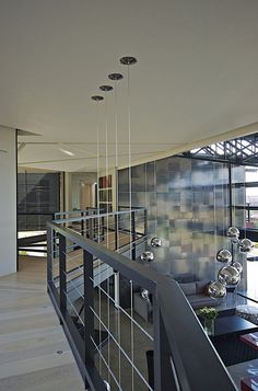 Residence Tsikare in Mooikloof, South Africa by Nico Van Der Meulen Architects