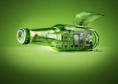 Heineken on Behance