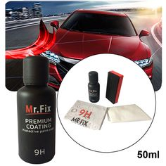 Back To Search Resultsautomobiles & Motorcycles Car Wash & Maintenance Bright Upgraded Anti-scratch High Density 9h Car Polish Liquid Ceramic Coat Auto Detailing Paint Care Super Hydrophobic Glass Coating Fashionable Patterns