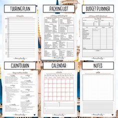 Trip Itinerary Planner Template New Travel Itinerary Template Excel – Spreadsheet Collections - Document Template Ideas Itinerary Planner, Travel Itinerary Template, Vacation Planner, Travel Planner, Budget Travel, Free Travel, Travel Tips, Travel Essentials, Disney Trip Planner