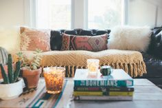 Thoughts from Alice: The Perfect Casual Seating Solution for Small Space Decorating