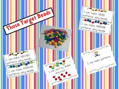 A Teacher's Touch: Those Target Beads