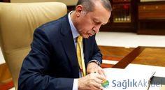 Cumhurbaşkanı Erdoğan'dan rektör atamaları