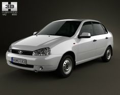 Lada Kalina 1118 sedan 2011
