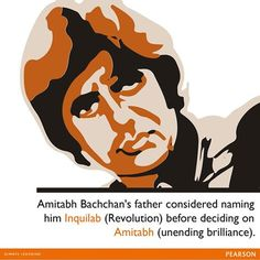 Here's an interesting fact about #AmitabhBachchan which you probably didn't know.