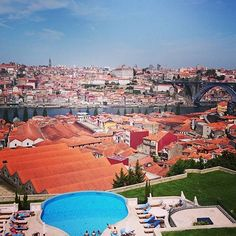 Good life in #Porto at the #Yeatman #Hotel  by facugraphic