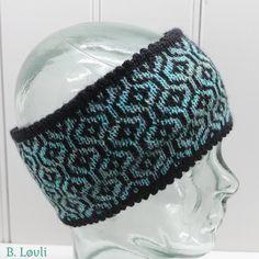 Ravelry: Chain Pannebånd pattern by StrikkeBea Ravelry, Beanie, Knitting, Pattern, Fashion, Threading, Moda, Tricot, La Mode