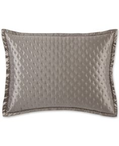 Hotel Collection Finest Silken Quilted Standard Sham, Only at Macy's