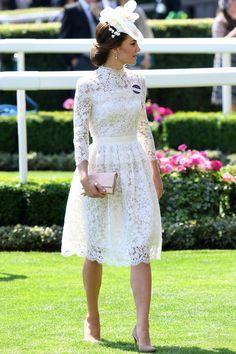'My Fair Lady' por un día. El look de Kate Middleton en Ascot Kate Middleton Outfits, Looks Kate Middleton, Estilo Kate Middleton, Princess Kate Middleton, Kate Middleton Fashion, Kate Middleton Blog, Kate Middleton Wedding Dress, Duchess Kate, Duchess Of Cambridge