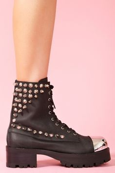 Blitz Spike Combat Boot