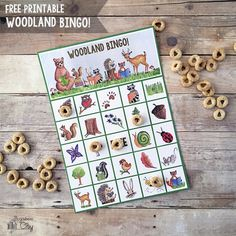 40 Hand Sewing Patterns Perfect for Kids' Rooms - A curated roundup of hand sewing patterns perfect for Kids' Rooms. Patterns created by makers from around the world and available in their shops or on their websites. Bingo, Forest Animal Crafts, Forest Animals, Autumn Animals, Forest Party, Woodland Party, Forest Theme, Woodland Forest, Woodland Animals Theme