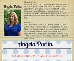 These tips from writer Angela Parlin are a part of a FREE writing resource called Ladder to the Rooftop! compiled by Jami Amerine at sacredgroundstickyfloors.com