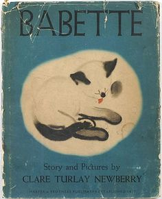【BABETTE】Story and pictures by Clare Turley Newberry