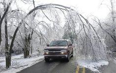 Ice stroms