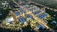 Khu đô thị TNR Stars Chợ Mới – Khởi nguồn thịnh vượng từ thanh âm City Photo, Architecture