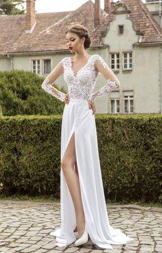 Casablanca свадебное платье