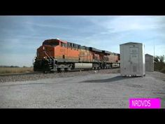 BNSF's Action from Cairo to Grand Island,NE on October 10,2015