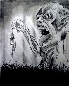 Scary-Gothic-drawing
